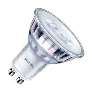 Philips CorePro LEDSpot 4.4W Warm White Dimmable LED GU10 Bulb - Medium Beam