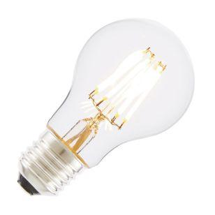 Tagra 7W Warm White Dimmable LED Decorative Filament GLS Bulb - Screw Cap