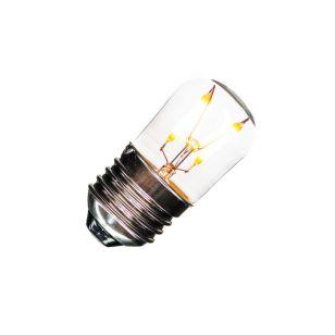 Tagra 2W Very Warm White Dimmable LED Decorative Filament Pygmy Bulb - Screw Cap