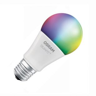 Osram Smart+ 10W White and Colour Changing LED WiFi GLS Bulb - Screw Cap