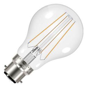 Integral 6W Warm White LED Decorative Filament GLS Bulb - Bayonet Cap