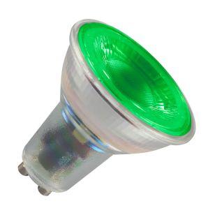 Crompton 4.5W Green LED GU10 Bulb