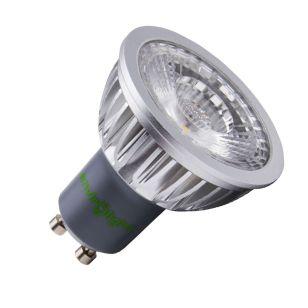 Envirolight 5W Cool White COB LED GU10 Bulb - Flood Beam