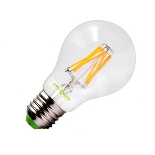 Envirolight 6W Warm White LED Decroative Filament GLS Bulb - Screw Cap
