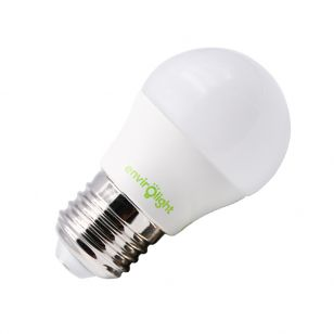Envirolight 5W Warm White LED Golfball Bulb - Screw Cap