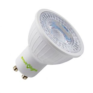Envirolight 5W Warm White LED GU10 Bulb