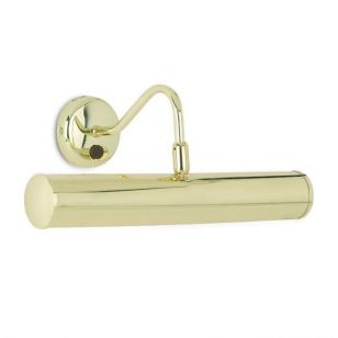 Endon Gainsborough Large Picture Light - Polished Brass