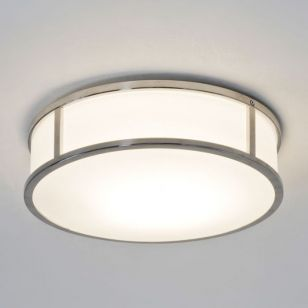 Astro Mashiko Round Flush Ceiling Light - 300mm