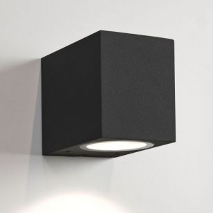 Astro Chios 80 Outdoor Wall Light - Black