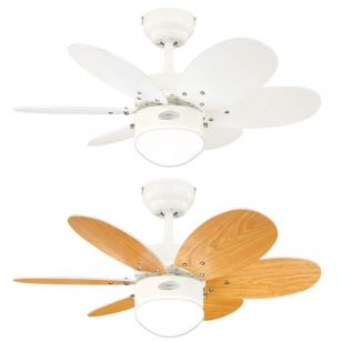 Westinghouse Turbo II Ceiling Fan with Light