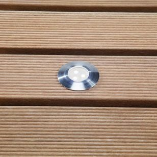Techmar Plug and Play -  Alpha LED Deck Light