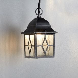 Searchlight Genoa Pendant Porch Lantern