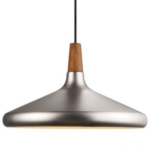 DFTP Float 39 Ceiling Pendant Light - Brushed Steel