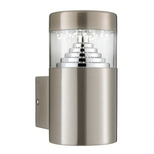 Tier LED Outdoor Wall Light - Stainless Steel