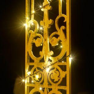 Konstsmide Warm White Micro LED Multi-Function String Lights - 120 Lights