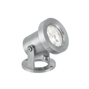 Searchlight LED Garden Spotlight - Stainless Steel