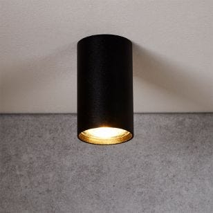 Edit Eye Ceiling Spotlight - Black