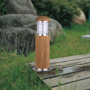 Elstead Poole Outdoor Pedestal Light