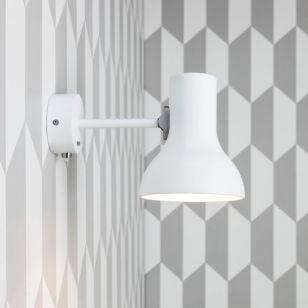 Anglepoise Type 75 Mini Wall Light - Alpine White