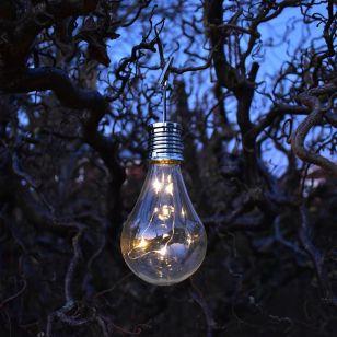 Galaxy Solar LED Micro Wire Lightbulb