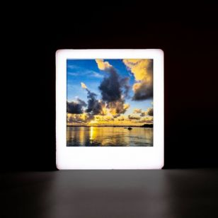 Locomocean Battery Operated A7 Mini Photo Lightbox