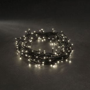 Konstsmide Warm White Micro LED Multi-Function String Lights - 320 Lights