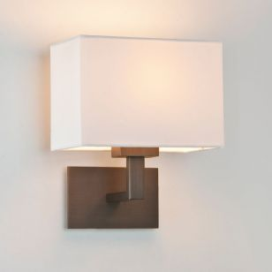 Astro Connaught Wall Light - Bronze