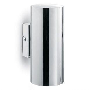 Hot Up & Down Wall Light - Chrome