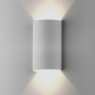 Astro Serifos 220 Plaster Up & Down Wall Light