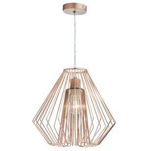 Dar Needle Ceiling Pendant Shade - Copper