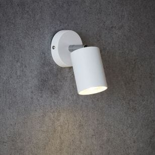 Edit Eye Wall Spotlight - White