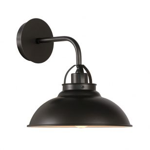 Lucide Hamois Wall Light - Iron Grey