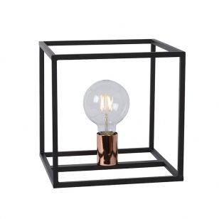 Lucide Arthur Table Lamp - Black