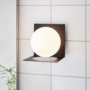 Zenit Wall Light - Black