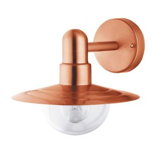 Edit Tallinn Outdoor Wall Light - Copper