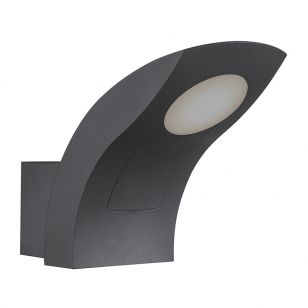 Edit Melbourne LED Outdoor Wall Light - Anthracite