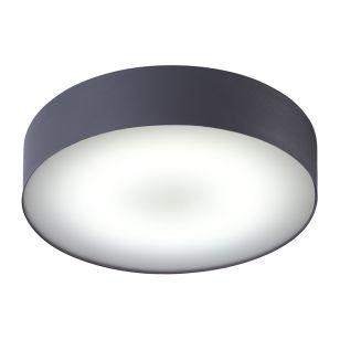 Edit Stadium LED Flush Ceiling Light - Graphite