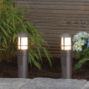Edit Hazel LED Garden Post Light Kit - 2 Lights