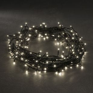 Konstsmide Warm White Micro LED Multi-Function String Lights - 240 Lights