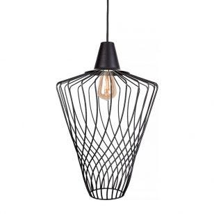 Edit Shape Ceiling Pendant Light - Black