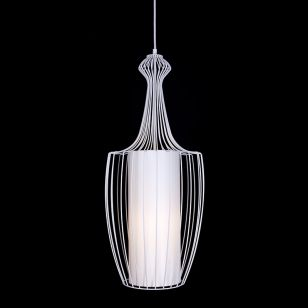Edit Figure Ceiling Pendant Light - White