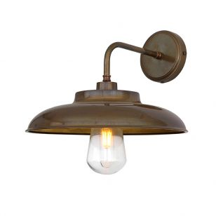Mullan Darya Wall Light - Antique Brass
