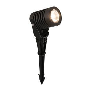Edit Patch LED Garden Spotlight - Black