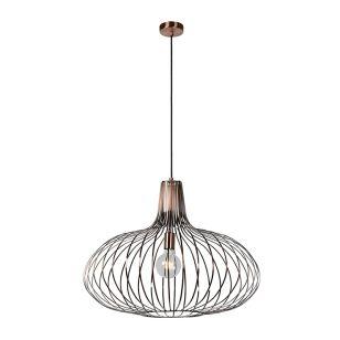 Lucide Manuela Ceiling Pendant Light - Copper