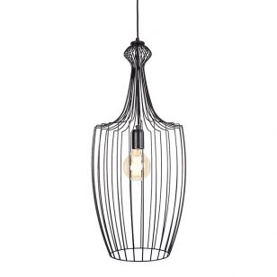 Edit Wave Ceiling Pendant Light - Black