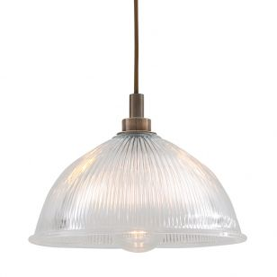 Mullan Maris Ceiling Pendant Light - Antique Brass