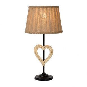 Lucide Shirly Table Lamp - Black
