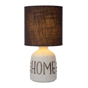 Lucide Cosby Table Lamp - White