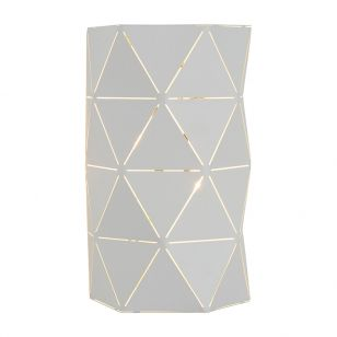 Lucide Otona Wall Light - White