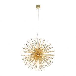 Soleil Ceiling Pendant Light - Gold